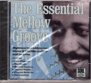 Essential Mellow Groove CD