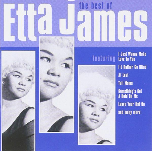 Etta James - The Best Of CD
