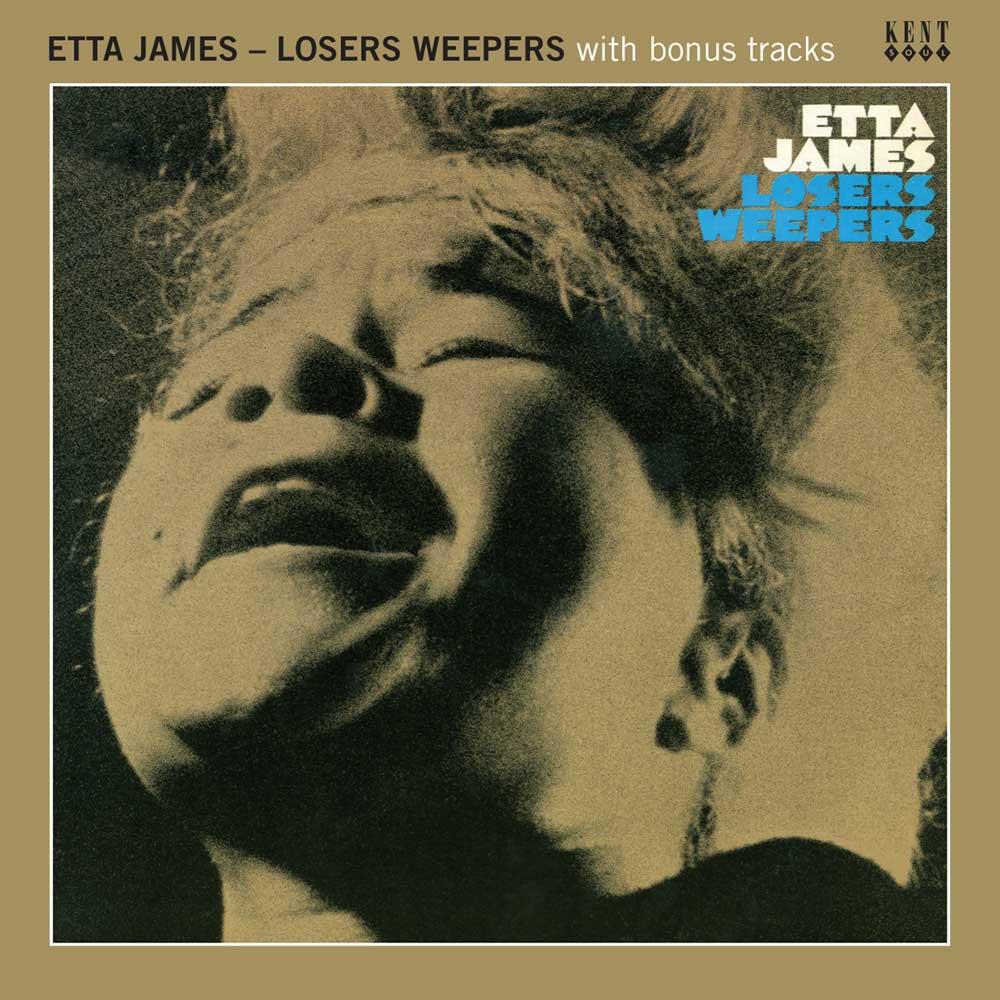 Etta James – Losers Weepers With Bonus Tracks CD