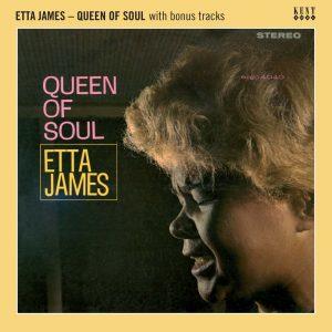 Etta James - Queen Of Soul With Bonus Tracks CD (Kent)