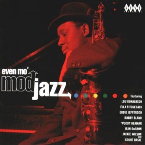 Even Mo' Mod Jazz - Various Artists CD