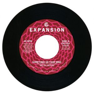 """Melba Moore - Something On Your Mind / Closer 45 (Expansion) 7"""" Vinyl"""