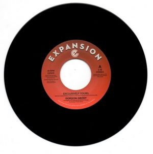 "Exclusively Yours / After Loving You 7""-0"