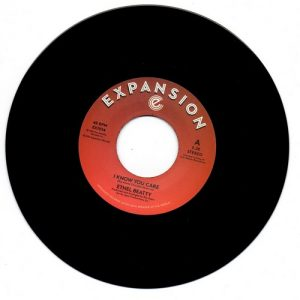 "I Know You Care / It's Your Love 7""-0"