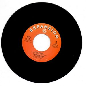 """Willow Band - Willowman / Funky Guitar Man 45 (Expansion) 7"""" Vinyl"""