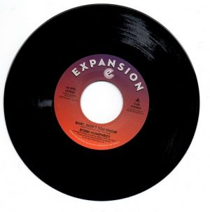 Bobbi Humphrey - Baby Don't You Know / (Instrumental) 45