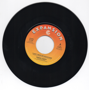 "Margie Joseph - I Can't Move No Mountains / Come On Back To Me Lover 45 (Expansion) 7"" Vinyl"