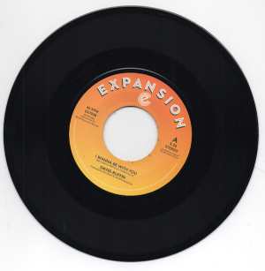 "David Ruffin - I Wanna Be With You / Still In Love With You 45 (Expansion) 7"" Vinyl"