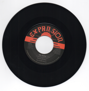 """Ronnie McNeir & The Instant Groove - My Baby / Ronnie McNeir - Hold On 45 (Expansion) 7"""" Vinyl"""