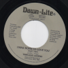 Timeless Legend - I Was Born To Love You / I Was Born To Love You (Part 2) 45