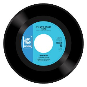 "Timi Yuro - It'll Never Be Over For Me / As Long As There Is You 45 (Expansion) 7"" Vinyl"