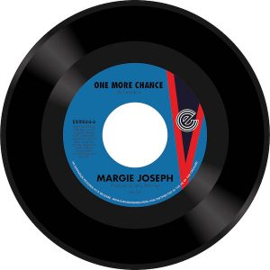 "Margie Joseph - One More Chance / Nobody 45 (Expansion) 7"" Vinyl"