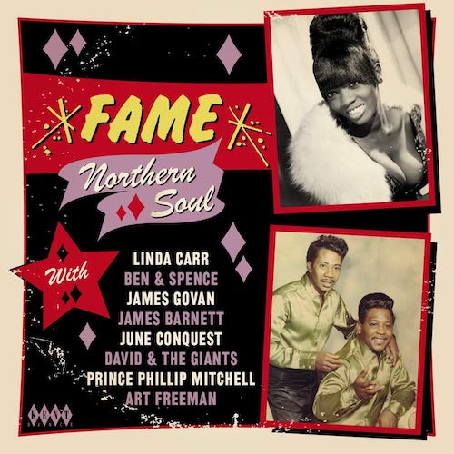 Fame Northern Soul - Various Artists CD (Kent)