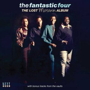 Fantastic Four - The Lost Motown Album - With Bonus Tracks CD