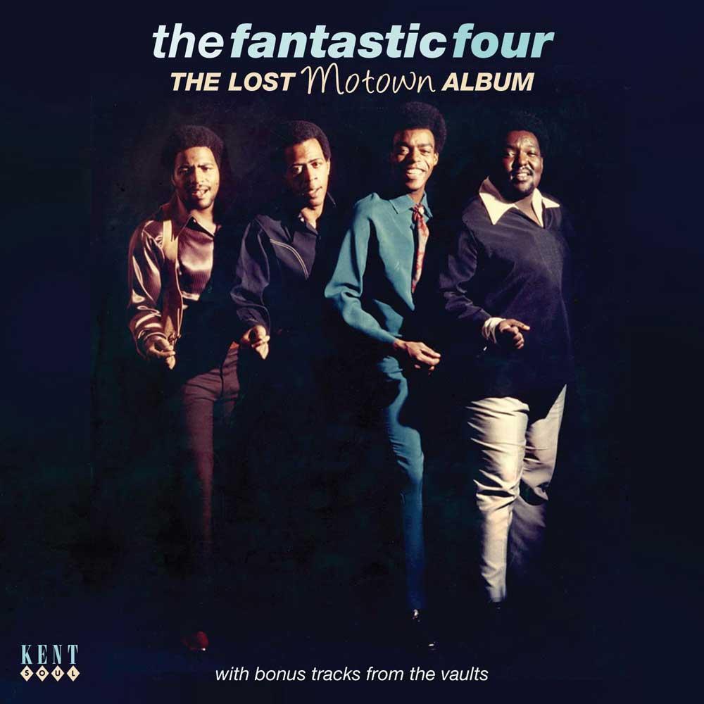 Fantastic Four – The Lost Motown Album – With Bonus Tracks CD