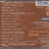 Fantastic Funk Volume 1 CD (Back)