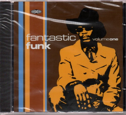 Fantastic Funk Volume 1 CD