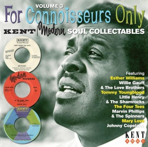 For Connoisseurs Only Volume 3 - Various Artists CD (Kent)