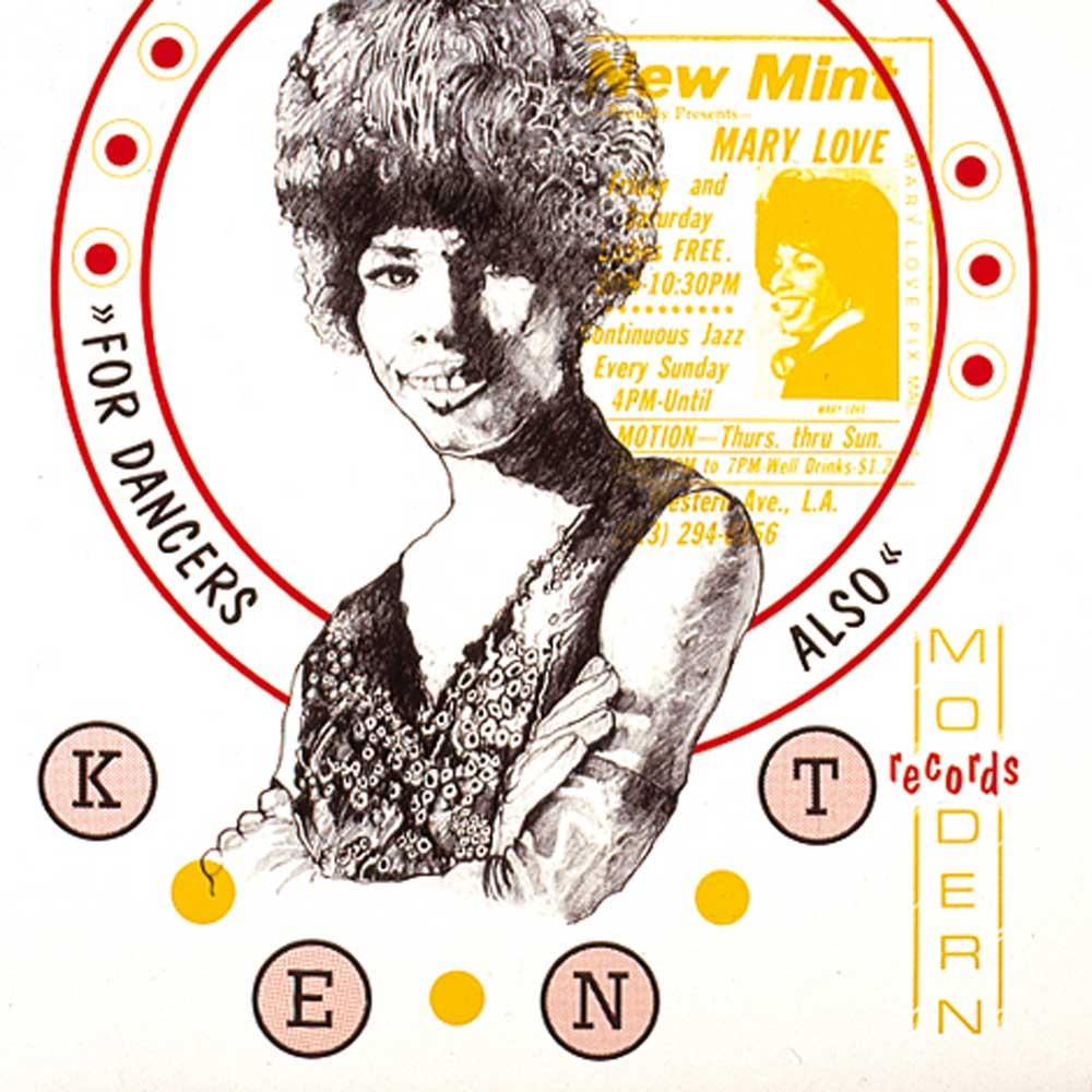 For Dancers Also  – Various Artists LP Vinyl (Kent)