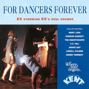 For Dancers Forever - Various Artists CD (Kent)
