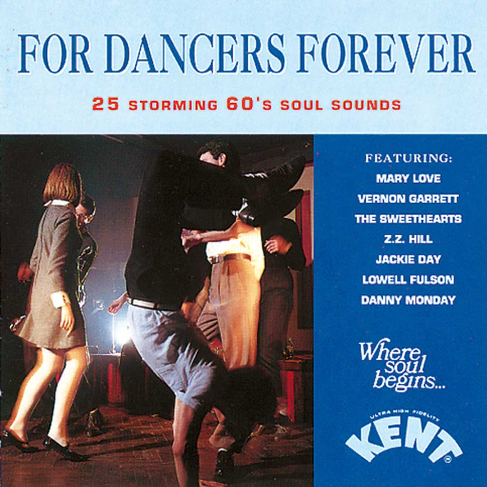 For Dancers Forever – Various Artists CD (Kent)