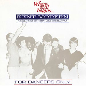 For Dancers Only - Various Artists LP Vinyl (Kent)
