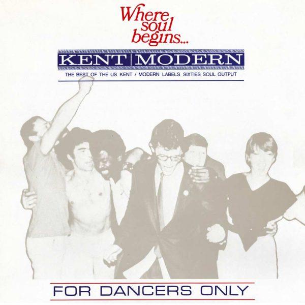 For Dancers Only - Various Artists LP Vinyl (Kent)