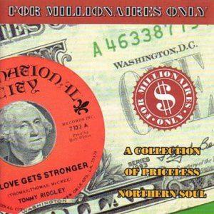 For Millionaires Only Volume 1 CD