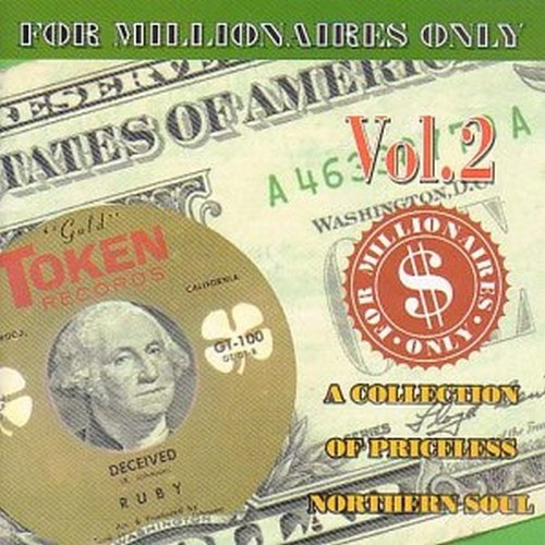 For Millionaires Only Volume 2 CD
