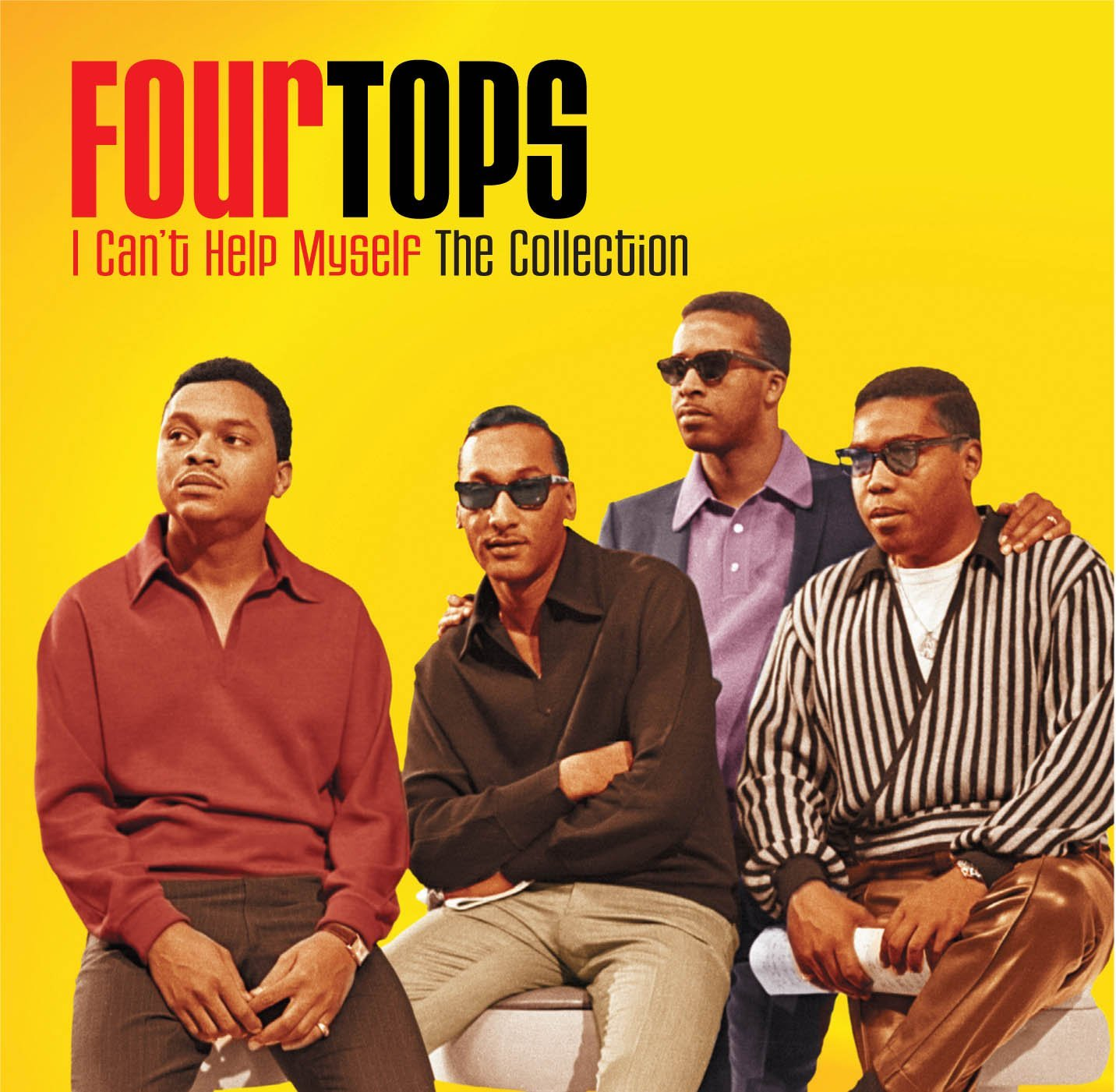Four Tops – I Can't Help Myself – The Collection CD (Spectrum)