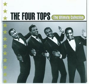Four Tops - The Ultimate Collection CD