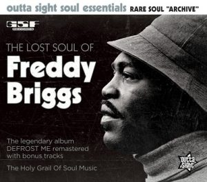 Freddy Briggs - The Lost Soul Of - Defrost Me CD