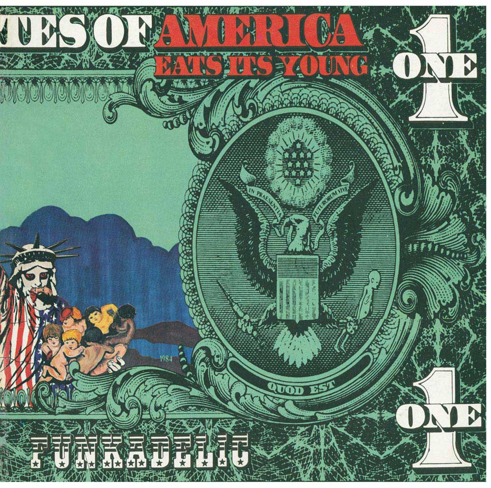 Funkadelic – America Eats Its Young 2X LP Vinyl (Westbound)