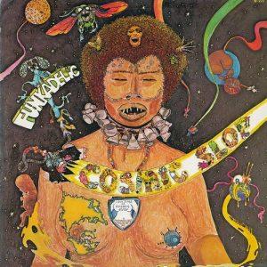 Funkadelic - Cosmic Slop CD (Westbound)