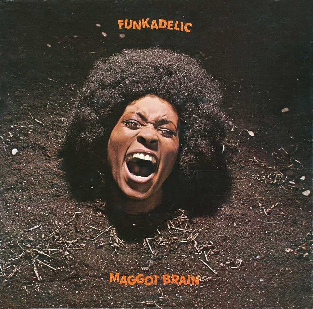 Funkadelic – Maggot Brain LP Vinyl Album