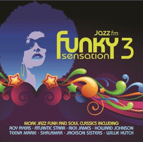 Funky Sensation Volume 3 Jazz Funk And Soul Classics - Various Artists 2X CD (Jazz FM)