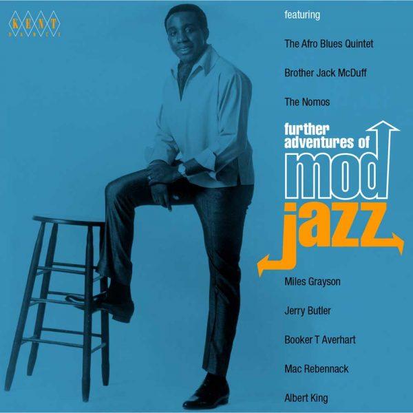 Further Adventures Of Mod Jazz CD