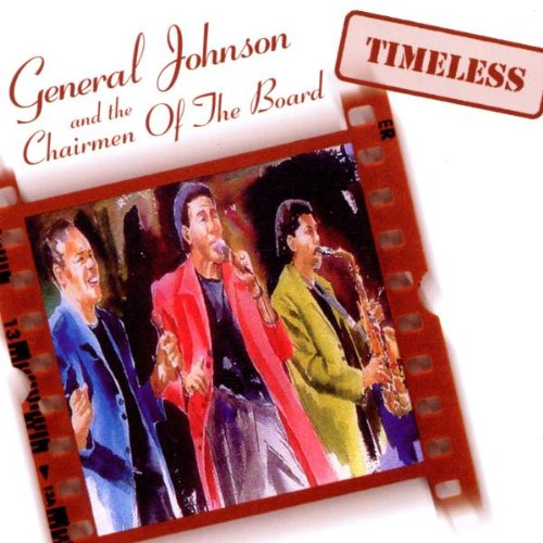 Chairmen Of The Board - Timeless CD