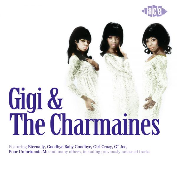 Gigi & The Charmaines - Columbia, Date & Fraternity Recordings CD-0