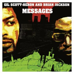 Gil Scott-Heron & Brian Jackson - Anthology - Messages CD
