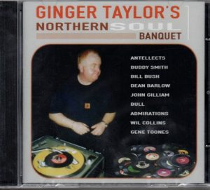 Ginger Taylor's Northern Soul Banquet - Various Artists CD (Goldmine Soul Supply)