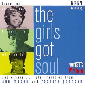 Girls Got Soul - Various Artists CD (Kent)