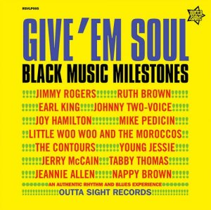 Give Em Soul Volume 2 - Black Music Milestones LP