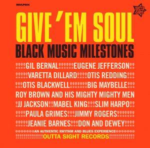 Give Em Soul Volume 1 - Various Artists LP Vinyl (Outta Sight)