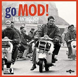 Go Mod! The Anthology - Various Artists 2x LP Vinyl Gatefold Sleeve (Charly)