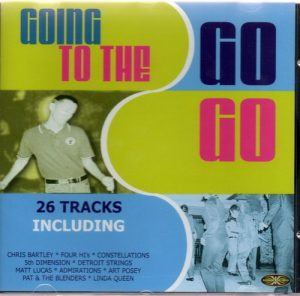 Going To The Go Go - 26 Northern Soul Tracks - Various Artists CD (Goldmine Soul Supply)