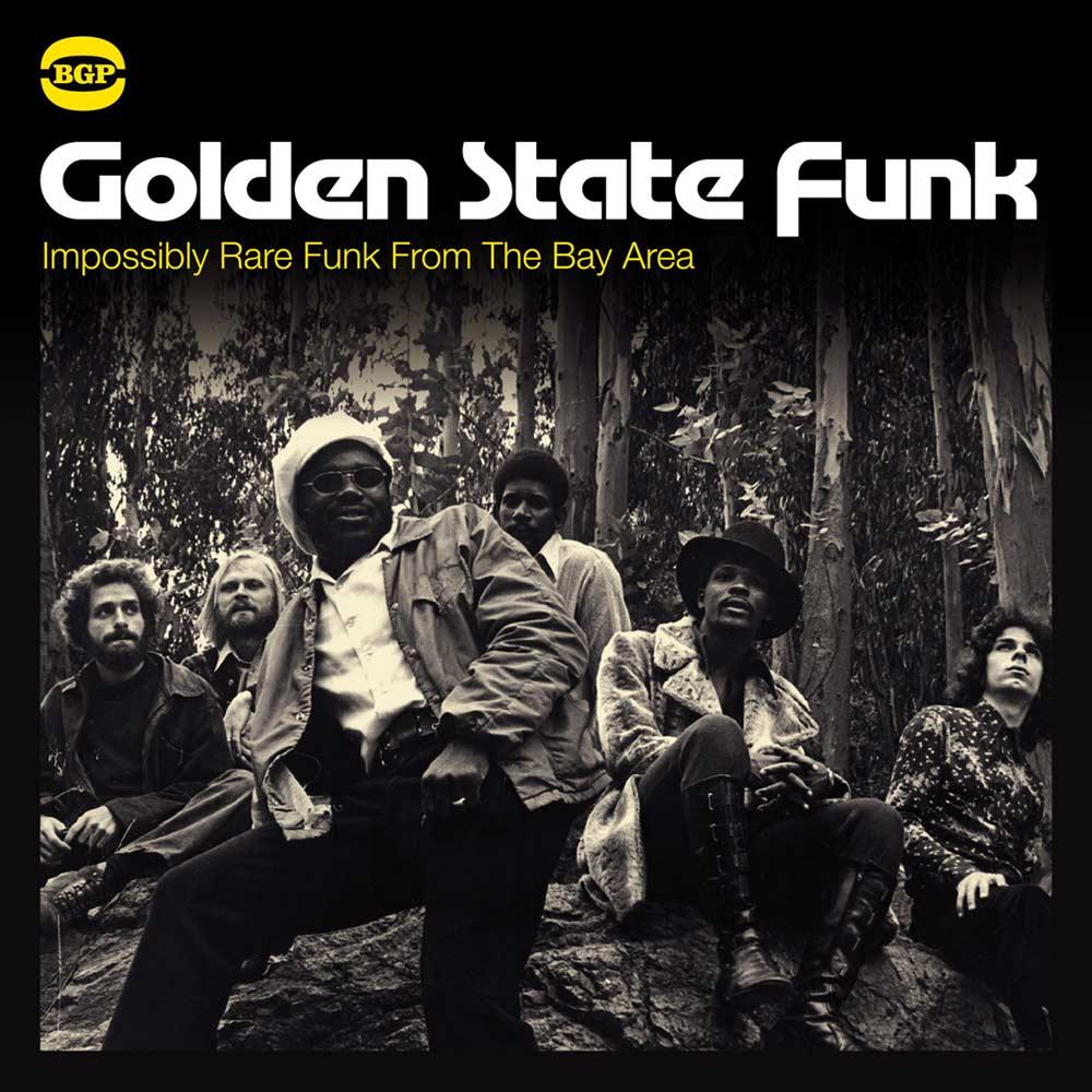 Golden State Funk CD