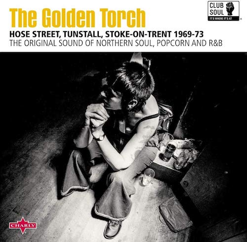 Golden Torch - Hose Street, Tunstall, Stoke On Trent - Various Artists LP Vinyl (Charly)
