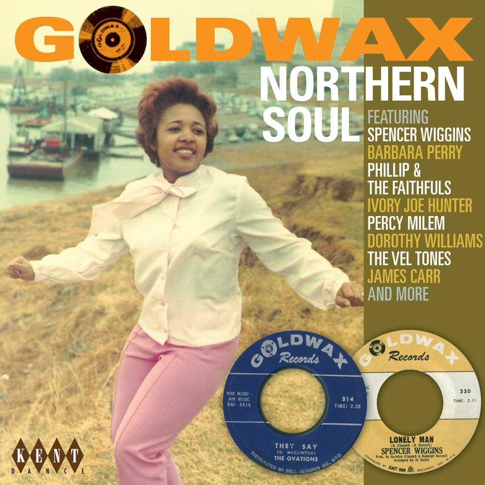 Goldwax Northern Soul – Various Artists CD (Kent)
