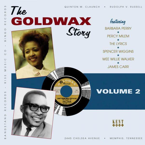 Goldwax Story Volume 2 - Various Artists CD (Kent)